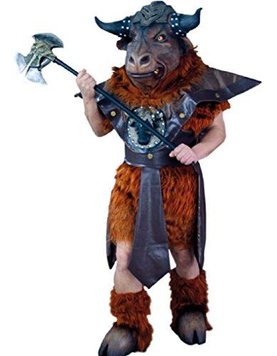 [Adult Minotaur Costume - Minotaurus - Half Man Half Bull of the Labyrinth] (Minotaurus Costumes)