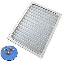 HQRP Air Cleaner Filter for Hunter HEPAtech 30097, 30180, 30183, 30932 Air Purifiers + HQRP Coaster