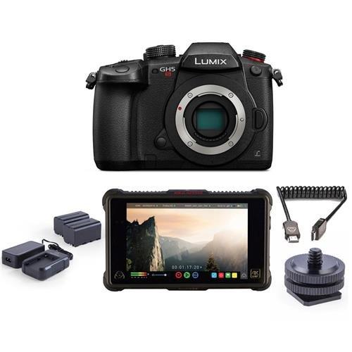 Amazon.com: Panasonic Lumix DC-GH5s Mirrorless Camera Body ...