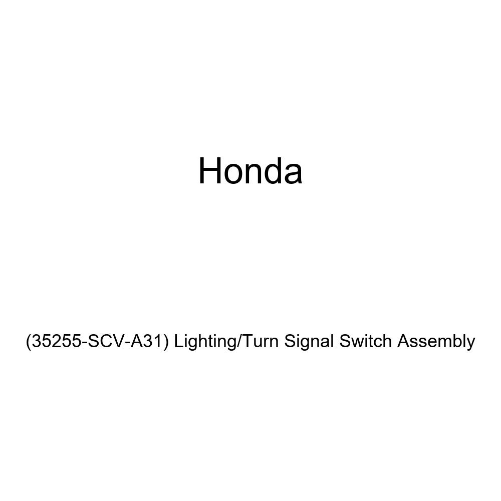 35255-SCV-A31 Genuine Honda Lighting//Turn Signal Switch Assembly