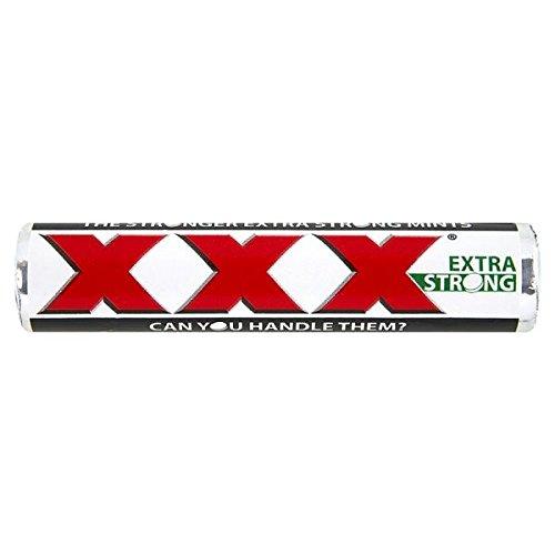 XXX Extra Strong Mints 40 x 48g tubes (Bulk Buy)