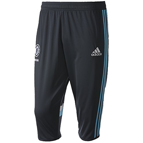 Adidas Chelsea 3/4 Training Dark Marin / Blue / White Pants - XL
