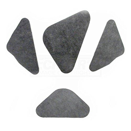 Molded Hood Pad - Eckler's Premier Quality Products 85293314 Nova Insulation Pad Hood