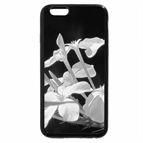 iPhone 6S Plus Case, iPhone 6 Plus Case (Black & White) - Inner Beauty