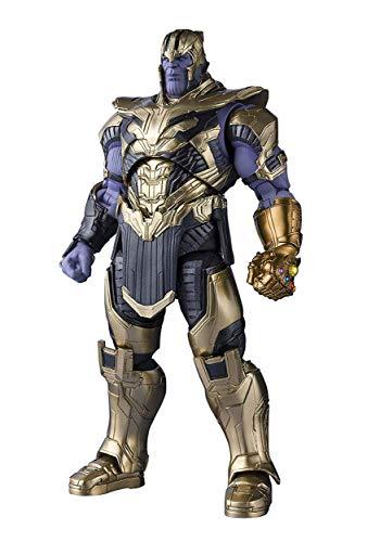 TAMASHII NATIONS Bandai S.H. Figuarts Thanos (Endgame Ver.)