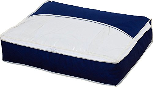 1Storage Down Comforter Thin Storage Case Navy