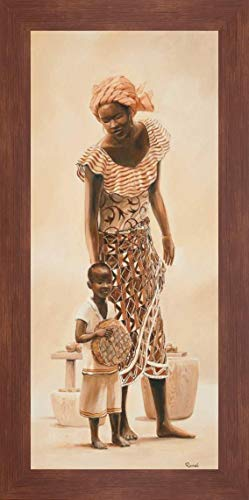 African Life I by Renee - 19