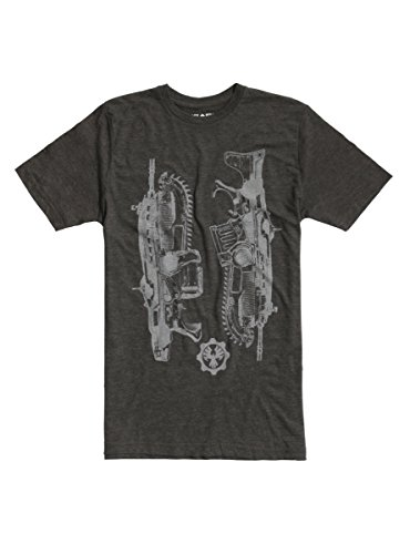 Gears Of War 4 Lancers Tri-Blend T-Shirt