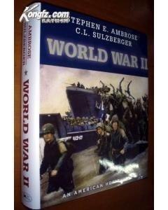 World War II 1603761543 Book Cover