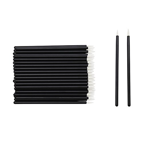 Eyeliner Applicators Lip Liner Brushes Disposable Makeup Tool,150 Pieces