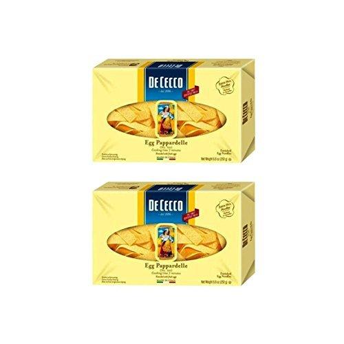 De Cecco Egg Pappardelle Enriched Egg Noodles,