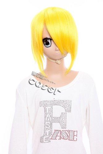CosplayerWorld Beelzebub Hilda Wig 36cm 14inch CosplayWig Manga Anime Wig Party Wigs GH79A