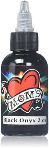 MOM'S Tattoo Ink - Black Onyx (2 Oz.)