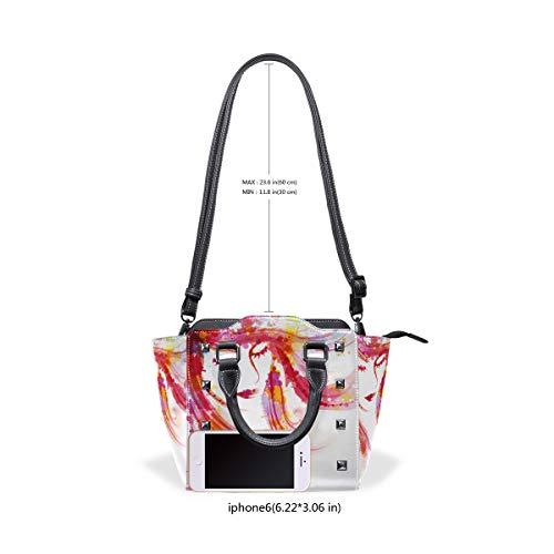 Tizorax Al Bolso Multicolor Para Mujer Hombro Talla Única qTqSpFrWx