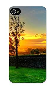 Awesome Design Beautiful Sunset Hard Case Cover For Iphone 5/5s(gift For Lovers)