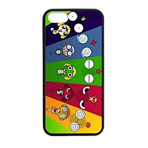 iPhone 5 Case, [keroro] iPhone 5,5s Case Custom Durable Case Cover for iPhone5 TPU case(Laser Technology) by runtopwell