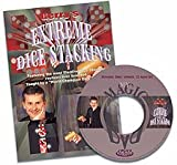 Extreme Dice Stacking DVD - Learn the Most Creative Dice Stacking Routines Ever Invented