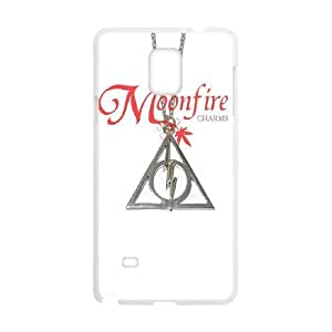 Samsung Galaxy S4 Phone Cases White Deathly Hallows MN3379357