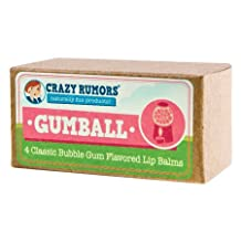 Crazy Rumors Gift Set,Gumbll-Swt Tooth - 4 Pk