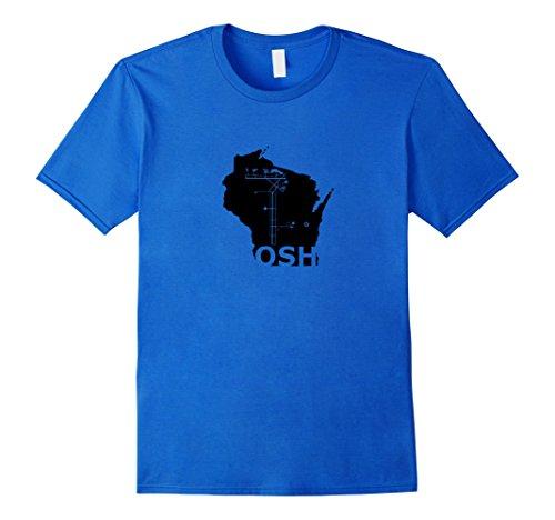 FlyAway: Wittman Regional Airport Oshkosh WI T-Shirt - Regional Airport