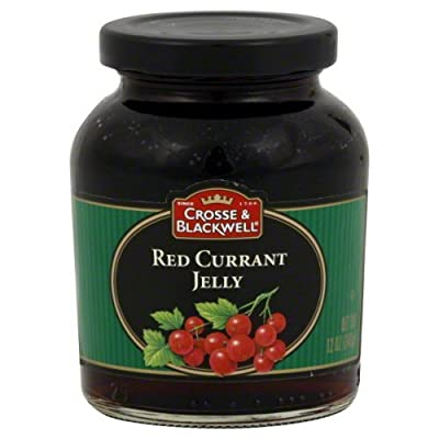 Crosse & Blackwell Jelly, Red Currant, 12-Ounce (Pack of 6) from Millbrook Distribution Services Inc.