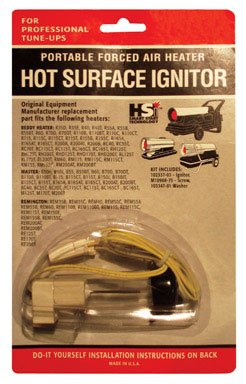 Pinnacle Products 71-052-0700 Hot Surface Igniter for Reddy (Desa) Forced Air Heater (Forced Air Kerosene Heater Parts compare prices)