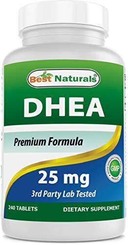 Best Naturals Dhea 25mg