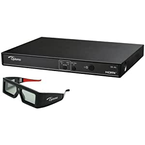 Optoma 3D-XL Converter Box for 3D Video and Gaming (Discontinued by Manufacturer)