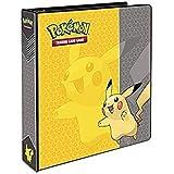 Pokémon - Jeux de Cartes - Classeurs - Grand Classeur À Anneaux Xy - Pikachu