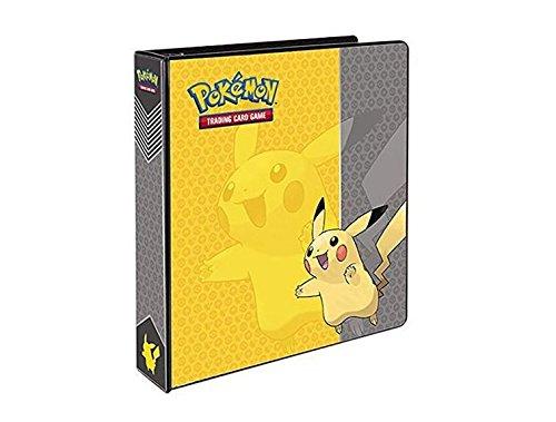 Pokémon - Jeux de Cartes - Classeurs - Grand Classeur À Anneaux Xy - Pikachu Ultra Pro