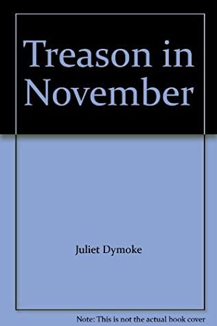 book cover of Treason in November