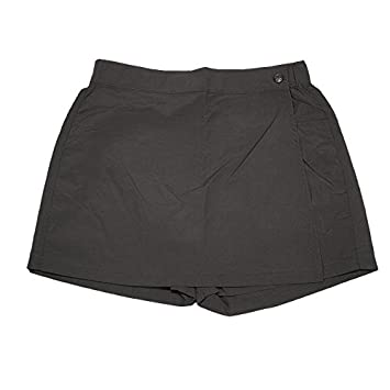 U-topik - Veila brown jupeshort l - Jupe short - Marron - Taille 44 ... f9ba11a5d59