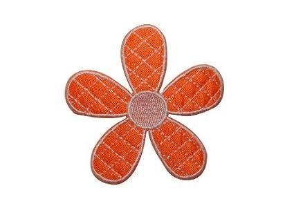 Amazon.com: id 6384 orange tropical flower patch hawaiian daisy