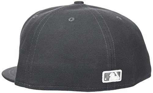 Black Mlb Ny Era b Gorra de Basic Yankees 59fifty White New Fitted wZF0q11