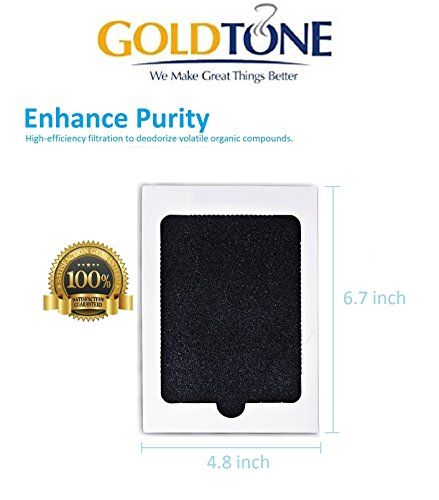 GoldTone 브랜드 교체 용 냉장고 에어 필터 Frigidaire PAULT..