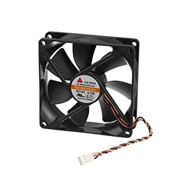 Synology Fan 80*80*25_2 Carcasa del ordenador Ventilador - Ventilador de PC (