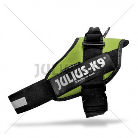 Julius K9 – IDC-Power Arnés para Perro – Verde Kiwi: Amazon.es ...