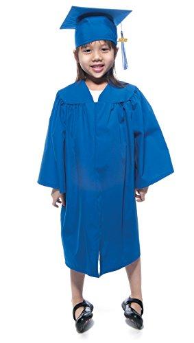 amazon com preschool and kindergarten graduation cap gown tassel