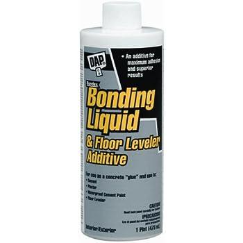Dap 35082 Bonding Liquid Amp Floor Leveler Additive White