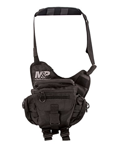 M&P by Smith & Wesson  Essential Bug Out Bag with Tactical Weather Resistant for Shooting Hunting Hiking Travel CCW Range Emergency Disaster Survival Daypack