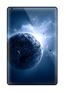Alex Perez Riva's Shop Best Ipad Mini Hard Back With Bumper Silicone Gel Tpu Case Cover Planet View