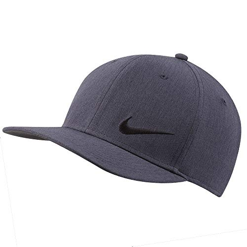 Nike CLASSIC99 CORE HAT Carbon Heather/Anthracite/Black - AJ5499-091 ()