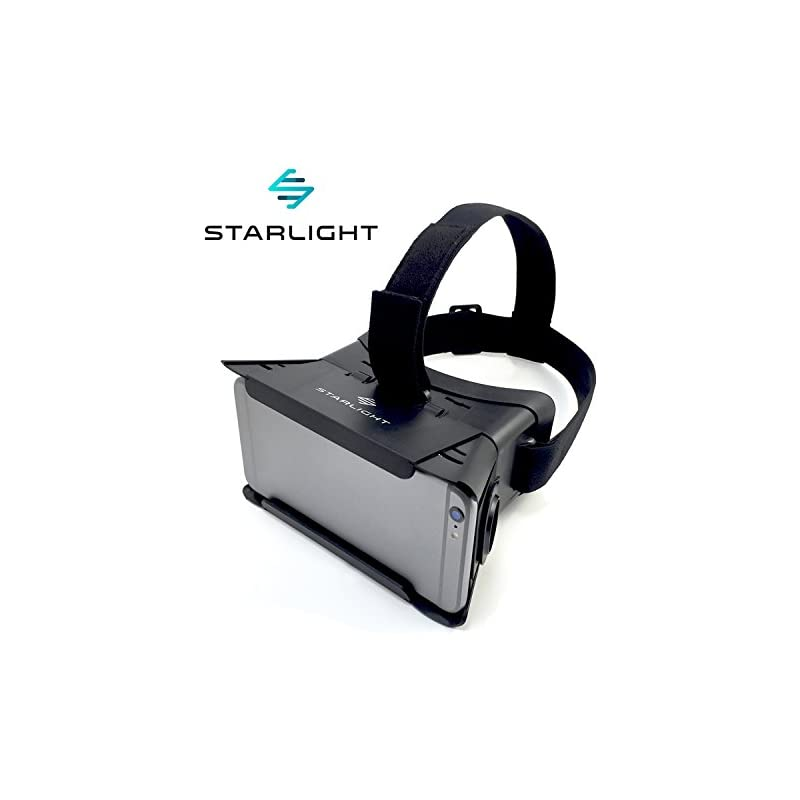 Starlight Virtual Reality VR Headset: 3D