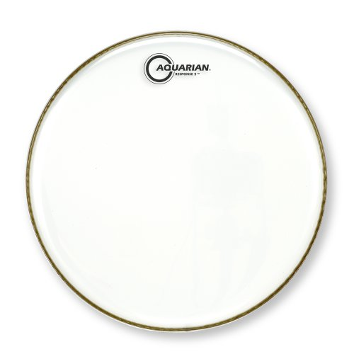 Aquarian Drumheads RSP2-15 Response 2 15-inch Tom Tom Drum Head