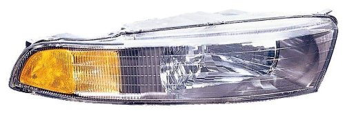 Depo 314-1127R-AS2 Mitsubishi Galant Passenger Side Replacement Headlight Assembly