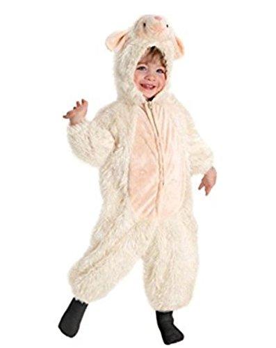 Princess Paradise Ivory Sheep Costume Jumpsuit Lamb Nativity