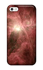 linfenglinFlexible Tpu Back Case Cover For Iphone 5/5s - Nebula