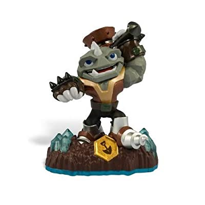 Xingcolo Skylanders SWAP Force: Rubble Rouser (SWAP-able): Toys & Games