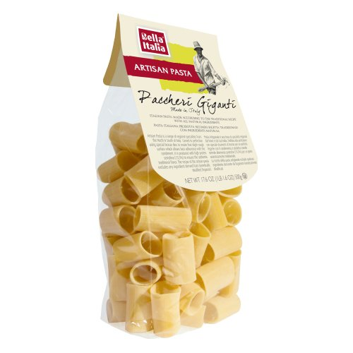 Bella Italia Paccheri Giganti - 17.6 oz (2 Pack) for sale  Delivered anywhere in USA