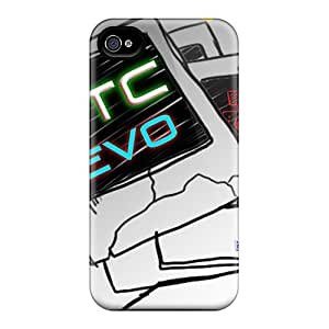 High Quality Htc Evo Case For Iphone 4/4s / Perfect Case